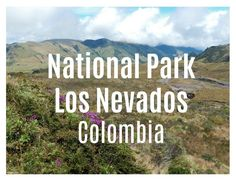 Who would expect to find a national park of this name right in the heart of Colombia? Snow Mountain, National Parks, Mountains, Beach, Water, Travel, Outdoor, Colombia, Water Water