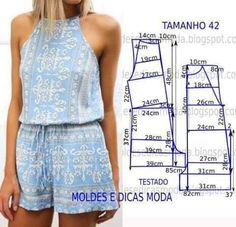 Tremendous Sewing Make Your Own Clothes Ideas. Prodigious Sewing Make Your Own Clothes Ideas. Dress Sewing Patterns, Sewing Patterns Free, Sewing Tutorials, Clothing Patterns, Loom Patterns, Poncho Patterns, Fashion Sewing, Diy Fashion, Ideias Fashion