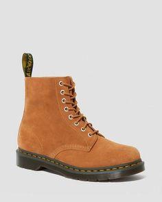 1460 PASCAL SUEDE ANKLE BOOTS | BOOTS POUR FEMME | The Official FR Dr Martens Store