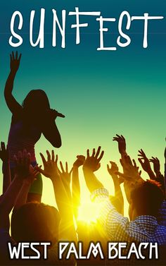 Join along with about 175,000 other attendees as music meets the waterfront at the largest waterfront music and art festival in South Florida. #SunFest #WestPalmBeach