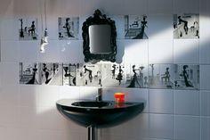 Fantastiche immagini su ceramica bardelli art tiles ceramic
