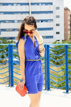 Ana de Less is More luce espectacular con vestido de @TRIANA by C Southern Prep, Prepping, Style, Fashion, Dress, Swag, Moda, Fashion Styles, Fasion