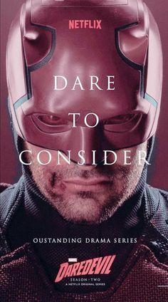 Daredevil: Dare To Consider Marvel Comics, Marvel Comic Universe, Marvel Dc, Punisher Daredevil, Netflix Marvel Series, Daredevil Costume, Univers Marvel, Movies And Series, Superhero Movies