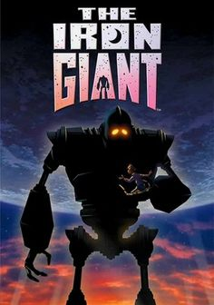 Before he made The Incredibles, Brad Bird cut his teeth on The Iron Giant. Spectacular stuff, especially the ending, which never fails to choke me up.