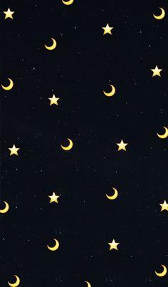 Hintergrund mond Moon and star phone background - - Tumblr Wallpaper, Wallpaper Pastel, Cute Emoji Wallpaper, Cute Patterns Wallpaper, Star Wallpaper, Iphone Background Wallpaper, Aesthetic Pastel Wallpaper, Galaxy Wallpaper, Disney Wallpaper