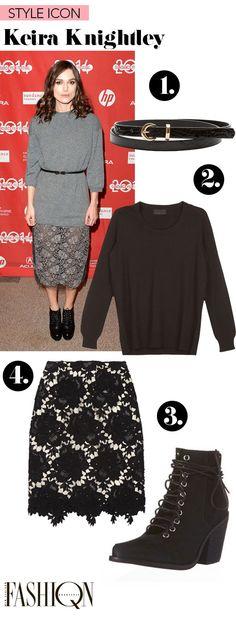 Style Icon: Keira Knightley