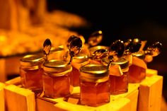 Casamento rústico: doces de colher