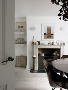 Faye Toogood London House Photographed by Henry Bourne for T Magazine | Remodelista