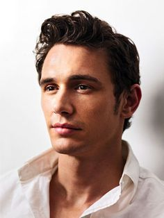 James Franco. please and thank you.