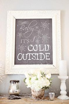 Bestes Baby-Dusche-Mädchen-Thema Winter Wonderland Its Cold Ideas . Winter Wonderland Wedding Theme, Winter Wonderland Christmas, Winter Theme, Baby Shower Brunch, Baby Shower Winter, Baby Winter, Fall Baby, Twin Birthday Parties, Baby First Birthday