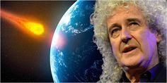 Brian May se une al selecto equipo de la NASA