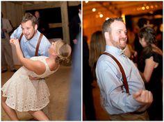 Fun wedding!