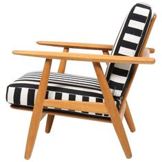 The Cigar Chair by Hans Wegner