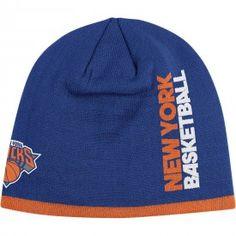 adidas Knicks Authentic Team Practice Knit Beanie