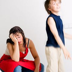 When your child is driving you crazy, it can feel as if he's always misbehaving.