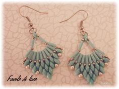 Flabellum Earrings