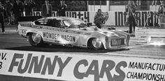 "Don Shumacher ""Wonder Wagon"". ORANGE COUNTY INTERNATIONAL RACEWAY"