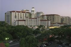 Memorial Hermann Hospital---I was an intern here in 1989-1990