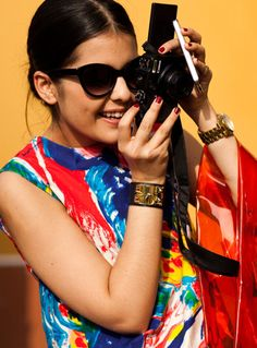 COOL OFF WITH HOT PRINTS   Mark D. Sikes: Chic People, Glamorous Places, Stylish Things