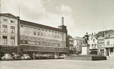 Scheffersplein Dordrecht (jaartal: 1950 tot 1960) - Foto's SERC