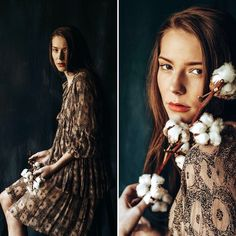 Iris Dinu - Look at the Cut, stylist, style, styling, fashion, dress, brown