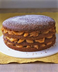 Four-Layer Appalachian Stack Cake Recipe