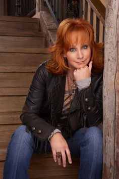 -Reba McEntire...My first concert back in the 90's at the HLSSR, and my daughter's first concert. Same arena around the same seating section too.