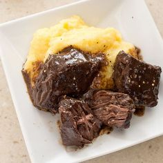 Tuscan beef stew (peposo), a stew made by the tilemakers of Florence's famous Santa Maria del Fiore Cathedral Duomo, is a simple stew of beef braised in wine, with loads of peppercorns and a head of garlic cloves.
