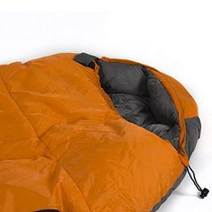 New Sleeping Bag Mummy 5F15C Camping Hiking With Carrying Case Brand Large * Continue to the product at the image link.(This is an Amazon affiliate link and I receive a commission for the sales)