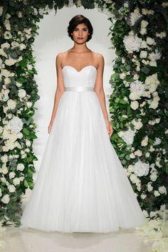 KleinfeldBridal.com: Anne Barge: Bridal Gown: 33499138: A-Line: Natural Waist