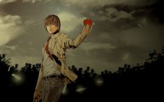 Death Note  Light Yagami wallpaper