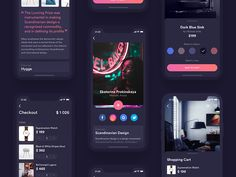 Connect with this designer on Dribbble, the best place for designers to gain inspiration, feedback, community, and jobs worldwide. Mobile Ui Design, App Ui Design, Web Design, Picture Folder, Android Ui, Premium Wordpress Themes, Portfolio Design, Scandinavian Design, Ecommerce