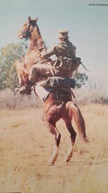 Berede - KAK - die donerse perd kannie geweer skote handel nie
