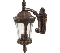 Outdoor Wall Sconces Product | ... , Kent Place Aluminum Outdoor Wall Sconce Lighting, 180 Watt, Bronze