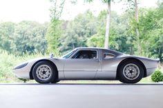 Car Porn: An Electrically Cool 1964 Porsche 904 GTS | Airows