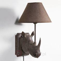RHINO – wyjątkowa lampa ścienna 5517142