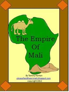 This is a MUST HAVE for your unit on the ancient empire of Mali.Sort, sort, sort! My students LOVE to cut and sort. Engage your students too with this Mali related words- 12 page hands-on parts of speech/syllables sorting activity. Words include: Africa, Mansa Musa, Sundiata, dig, gold, salt, and many more.