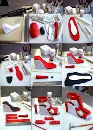 Besten ChaussuresAus Shoes Bilder Fondant Die 48 Von 7Ivf6gYby