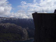 Preikestolen (Pulpet Rock), Norway