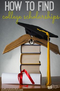 Is your teen graduating from high school soon? If so it's not only time to think… Is your teen graduating from high school soon? If so it's not only time to think about graduation ideas but also how to find scholarships for college. Financial Aid For College, College Planning, Education College, College Checklist, Financial Planning, Health Education, Physical Education, High School Graduation, Graduate School