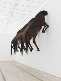 MAURIZIO CATTELAN http://www.widewalls.ch/artist/maurizio-cattelan/ #contemporary #art #sculpture