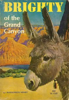 .Brighty of the Grand Canyon.