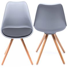 1000 ideas about chaise scandinave pas cher on pinterest chaise scandinave - Chaise plastique design pas cher ...