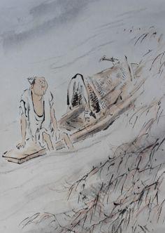 Hashimoto Kansetsu 橋本関雪 (1883-1945)