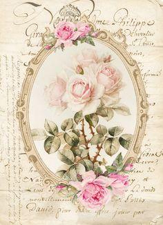 Декупаж в Кургане | VK Decoupage Vintage, Shabby Vintage, Vintage Ephemera, Vintage Cards, Vintage Paper, Vintage Flowers, Vintage Postcards, Victorian Paintings, Victorian Art