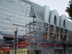 Thom Mayne 2005 Laureate, Caltrans District 7 Headquarters, Los Angeles, California, 2004