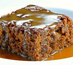 Old-fashioned gingerbread.Very popular and delicious bread recipe cooked in slow cooker..