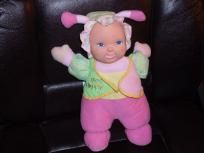 "Goldberger Love Bug Bee Happy 11"" Plush Baby Doll Sell one like this 	 Goldberger Love Bug Bee Happy"