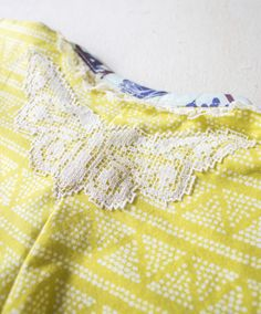 butterfly applique on a handmade onesies!