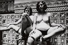 Henri Cartier-Bresson View profile SPAIN. Valencia Province. Alicante. Prostitutes1933